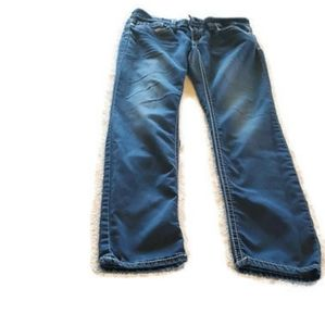 Truth be told size 11 blue jeans women